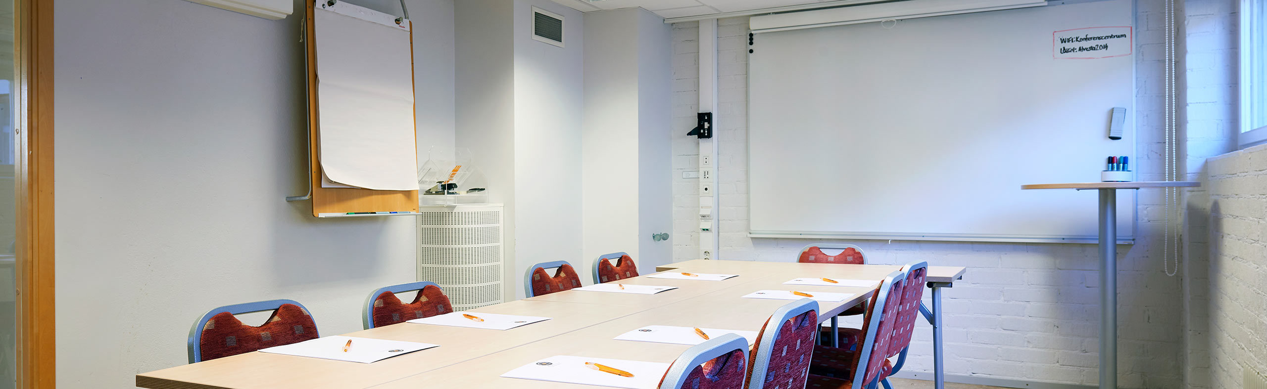 Konferensrum Dressinen Hotell Rådmannen