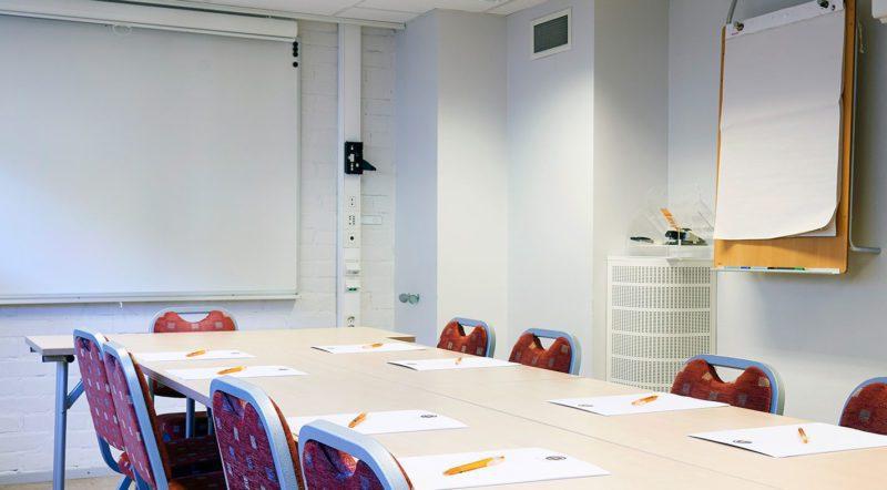 Konferensrum 2a klass Hotell Rådmannen